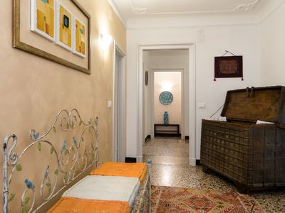 Photo for charming apartment in the heart of Genoa