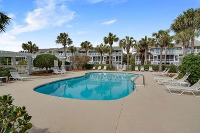 Oceanfront Living At It's Best, Townhome!