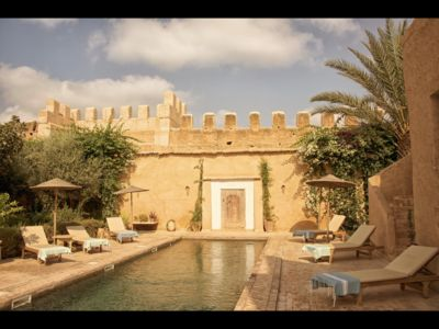 Photo for In Medina, near the battlements. Palais des Sables with heated pool, staff, and garden