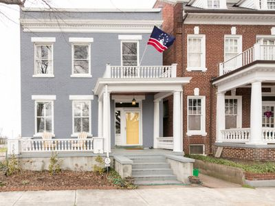 Photo for Gorgeous and spacious Church Hill Home- Parkfront!!!