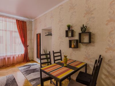 Photo for Excellent Apartment on Rubinshteyna 24