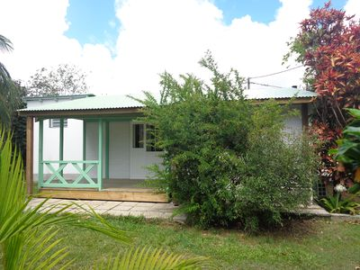 Photo for Les Cases de Yori .... cottage guava