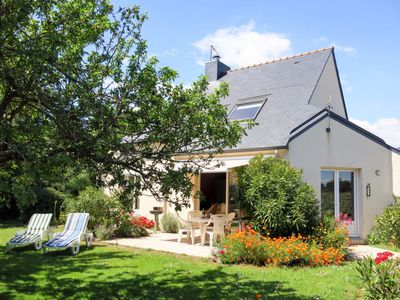 Photo for Vacation home Kroez Hient (RHU312) in St Gildas-de-Rhuys - 6 persons, 3 bedrooms