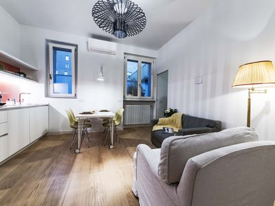 Photo for Brand new cozy 1 bedroom apt in the heart of Milan