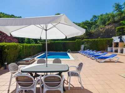 Photo for Club Villamar - An attractive, modern family villa in a quiet area near the Mediterranean.