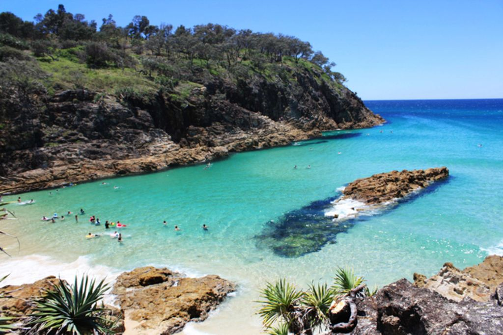 North Stradbroke Island Fee