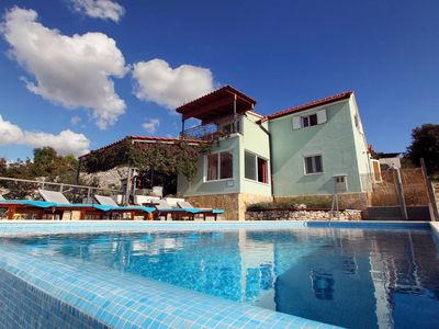 Photo for Family friendly house with a swimming pool Kanica (Rogoznica) - 10367
