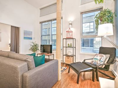 Photo for Liv MTL | Main 303 | Up to 60% OFF | Smart 2BR + Mezzanine + Big Family