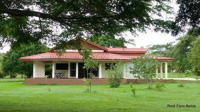 Photo for Beautiful 2-bedroom house only 10 minutes from Belmopan