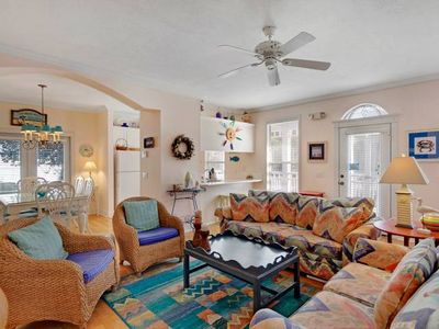 Photo for Cozy Home Located in the Heart of Seagrove Beach with easy beach access!!  Close to Famous Seaside