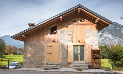 Photo for Superb chalet in Val di Ledro to immerse yourself in nature.