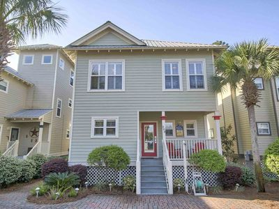 Photo for Adorable Vacation Home in 30A ~ Private Balcony and Close to the Beach!