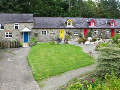 Photo for THE STABLE, pet friendly, with a garden in New Quay, Ref 919595