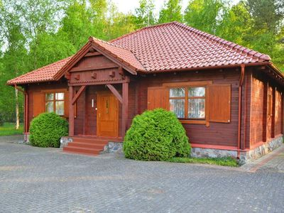 Photo for Holiday homes, Bobolin  in Um Darlowo - 8 persons, 3 bedrooms