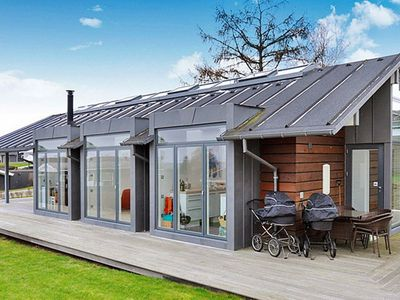 Photo for Quaint Holiday Home in Hejls with Roofed Terrace