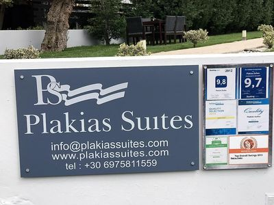 Photo for Plakias Luxury Seafront Suite