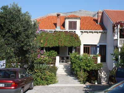 Photo for Apartment in Cavtat (Dubrovnik), capacity 2+2