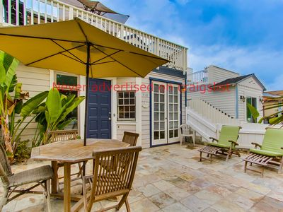 Photo for 718 Balboa Ct. 2BR/2BA-(1st fl.) 100ft. to ocean sand. - Sept. 2019 openings.