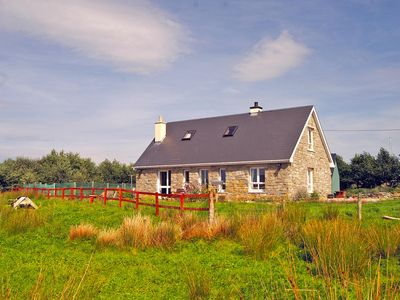 Photo for Detached stone faced cottage, in quiet secluded rural surroundings and enjoying fine views of…