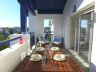 Photo for Apartment Xabadenia  in Bidart, Basque Country - 6 persons, 3 bedrooms