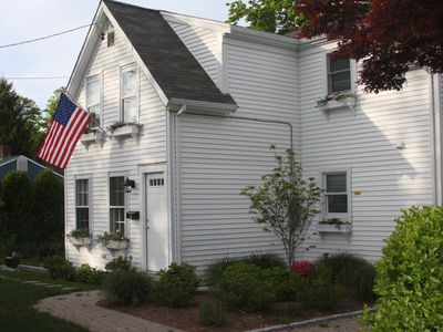 Photo for Charming 'Waterfront Distric 'Home in the Heart of Hyannis Port.