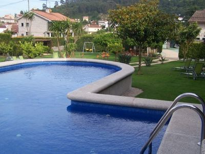 Photo for Ababides Apartments; ... in Baiona, stay with charm!