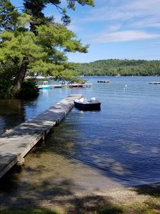 Photo for Charming Waterfront Cottage-Private Sandy Beach-Near Acadia & Bar Harbor