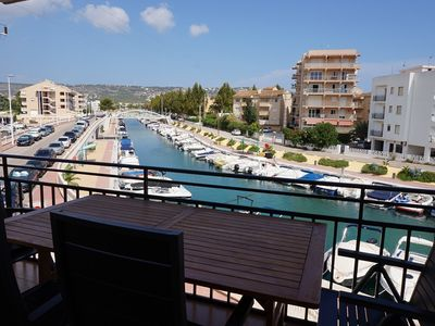 Photo for Fantastic beach and canal location
