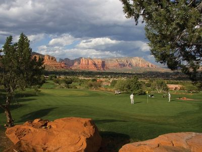 Photo for Serene Club Wyndham Sedona, 2 Bedroom Deluxe Suite sleeps Eight, Discover Incredible Outdoor Activities