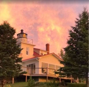 Photo for Historic 1850's Lake Superior Lighthouse