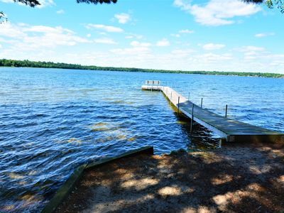 Photo for Pine Haven Hideaway :: Right on the Lake!