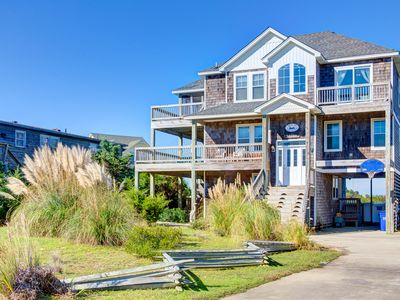 Photo for Back to the Ocean - Five Bedroom House, Sleeps 10