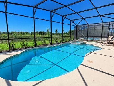 Photo for 6 Bed 4 Bath Solterra Resort Villa -  Only 15 Minutes from Disney!