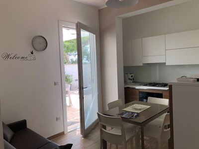 Photo for Two-room apartment in Torre Lapillo