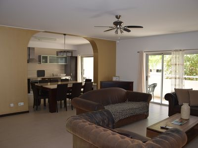 Photo for Priai da Rocha - very nice apartment in edge of sea with privatory swimming pool