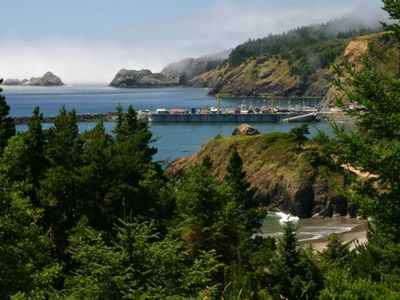 Photo for Battle Rock House-Port Orford - Spectacular Views