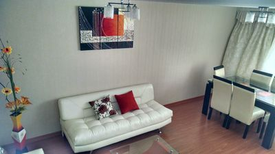 Photo for BIG APARTMENT 3bds 3bath 10MINS from Airport