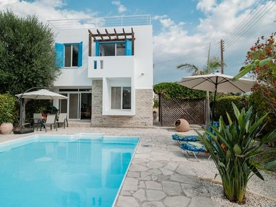 Photo for Villa Mozart - In Pegeia (Peyia Town)
