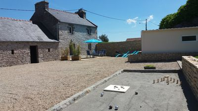 Photo for Breton cottage at 800 m harbor and GR34 - 3 min from the beaches