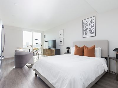 Photo for Charming Studio in Fenway by Sonder