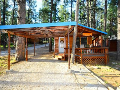 Photo for Upper Canyon Retreat - Cozy Cabins Real Estate, LLC.