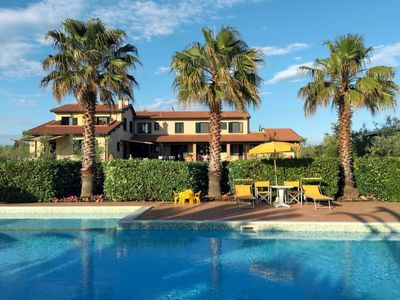 Photo for One bedroom Apartment, sleeps 4 in Terra dei Ceci with Pool and WiFi