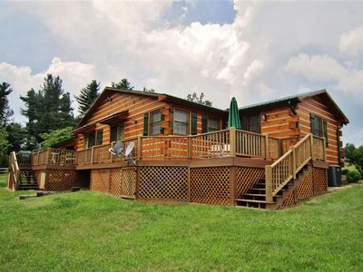Photo for 3BR Glade Valley House w/Mountain Scenery!