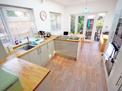 Photo for Broyle House, Chichester -  a family house that sleeps 4 guests  in 2 bedrooms