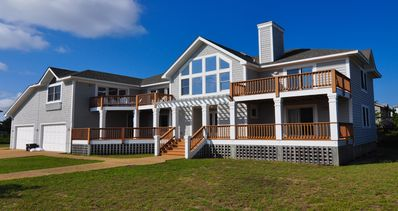 Photo for Silver Creek: Semi-Oceanfront, Private Pool, Hot Tub