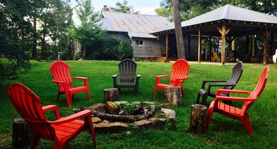 Photo for Monte Carlo on Glover River: Sleeps 6, Hot Tub, Riverfront, Pet Friendly