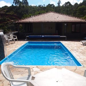 Photo for Sitio Chácara With Ponies Green Area Heated Pool Games Room WiFi Cable TV