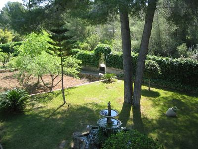 Photo for 4-bed villa (sleeps 8/9), rural setting, near Valencia, pool, gardens...