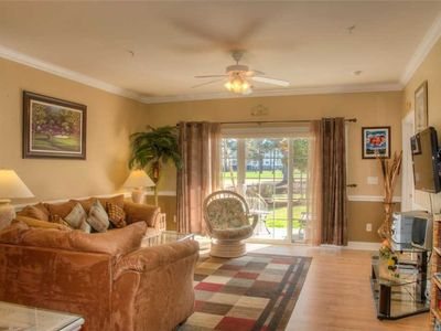 Photo for Comfortable & Spacious Condo. Washer/Dryer and WiFi!