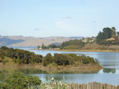Photo for Peaceful harbourside unit, linen & cleaning inclusive, 3km to Kawhia